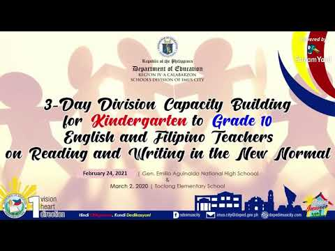 3-Day Division Capacity Building