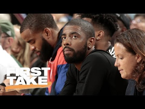 First Take Reacts To Kyrie Irving Not Wanting To Commit To Any NBA Team | First Take | ESPN