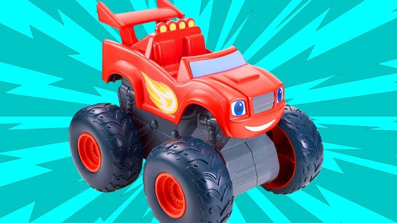 Blaze and the monster machines full episodes toy cars for Blaze episodi