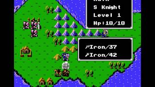 Fire Emblem - Shadow Dragon and the Blade of Light Part 1