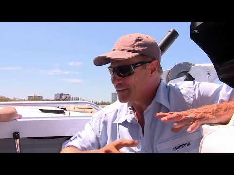 SOUTH WEST ROCKS OUR BOAT | ESCAPE FISHING WITH ET