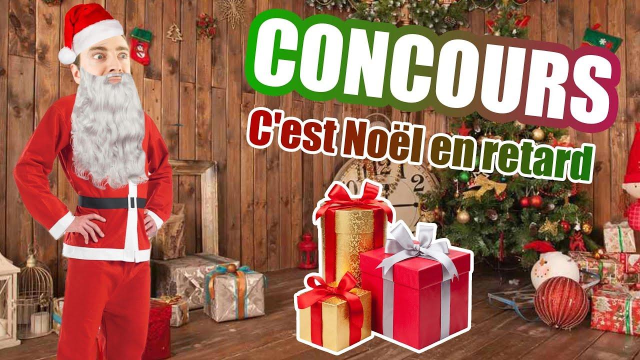 Concours Noël de Février