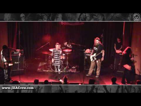 SNFU - Live In Trbovlje FULL SHOW Feb. 2017