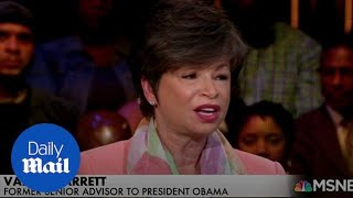 Valerie Jarrett says government will only be as good as we make it