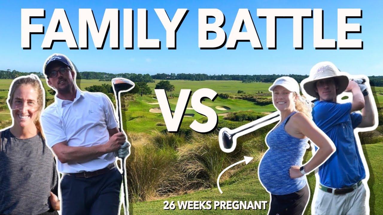 Family Battle at Kiawah Island. Couple vs Couple( Alternate Shot) | Bryan Bros Golf