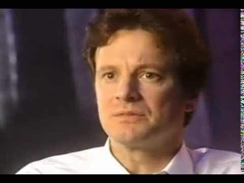 Colin Firth on Love, Having Your Heart Broken and Broken Relationships