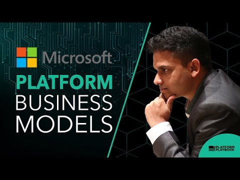 The Platform Business Model - Keynote at Microsoft Dynamics 365 in Madrid, by Sangeet Paul Choudary