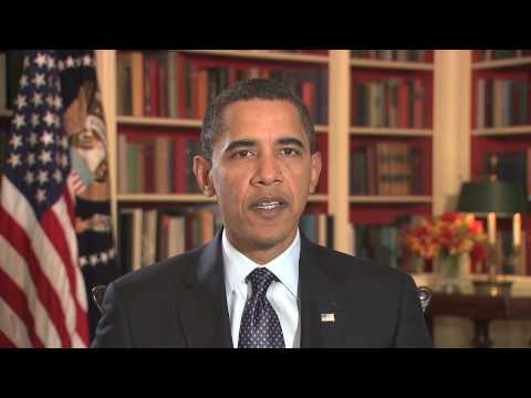 Thumbnail: 1/24/09: Your Weekly Address