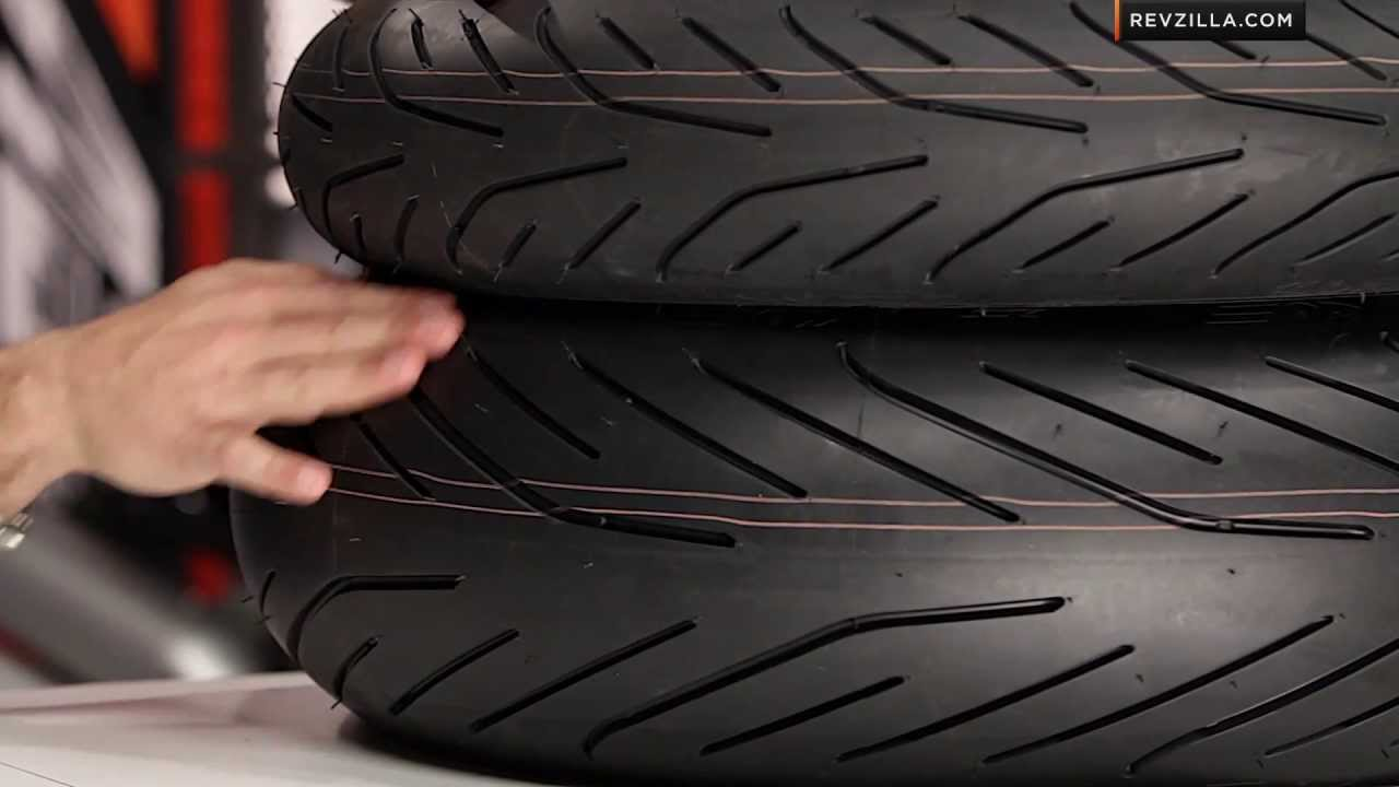 Michelin Pilot Power 3 Tires Review At Revzilla Com Youtube