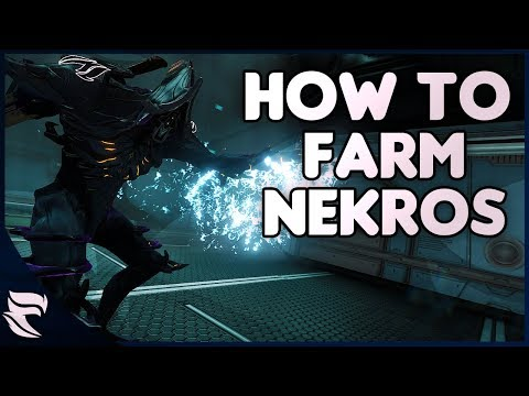 Warframe: How To Farm Nekros