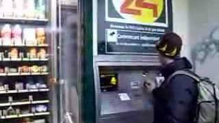 Petite Casino 24-Hour Vending Machine Demo