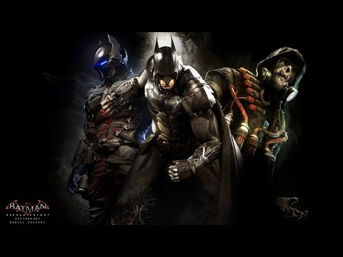"Rocksteady Batman Arkham Knight ""Superman is almost the impossible game to make""- E3 2015"
