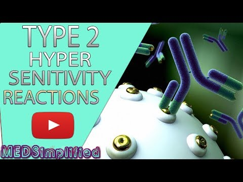 Type 2 Hypersensitivity Reaction Made Easy  Immunolgy