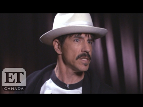 Anthony Kiedis Health Update, Talks Son Everly