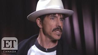 Anthony Kiedis Health Update, Talks Son Everly