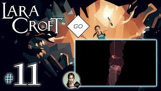 "LARA CROFT GO #11 - The Shard of Life [1/4] - ""Ogniste nieśmiertelne stwory"""