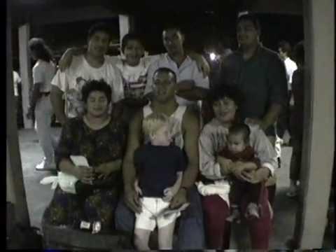 American Samoa 1994 Tafuna Airport
