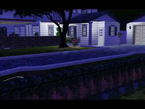 Mr & Mrs Smith House in Sims 3 - YouTube