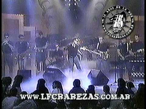 LOS FABULOSOS CADILLACS - El genio del dub (Badía y cia., Canal 13) 1987