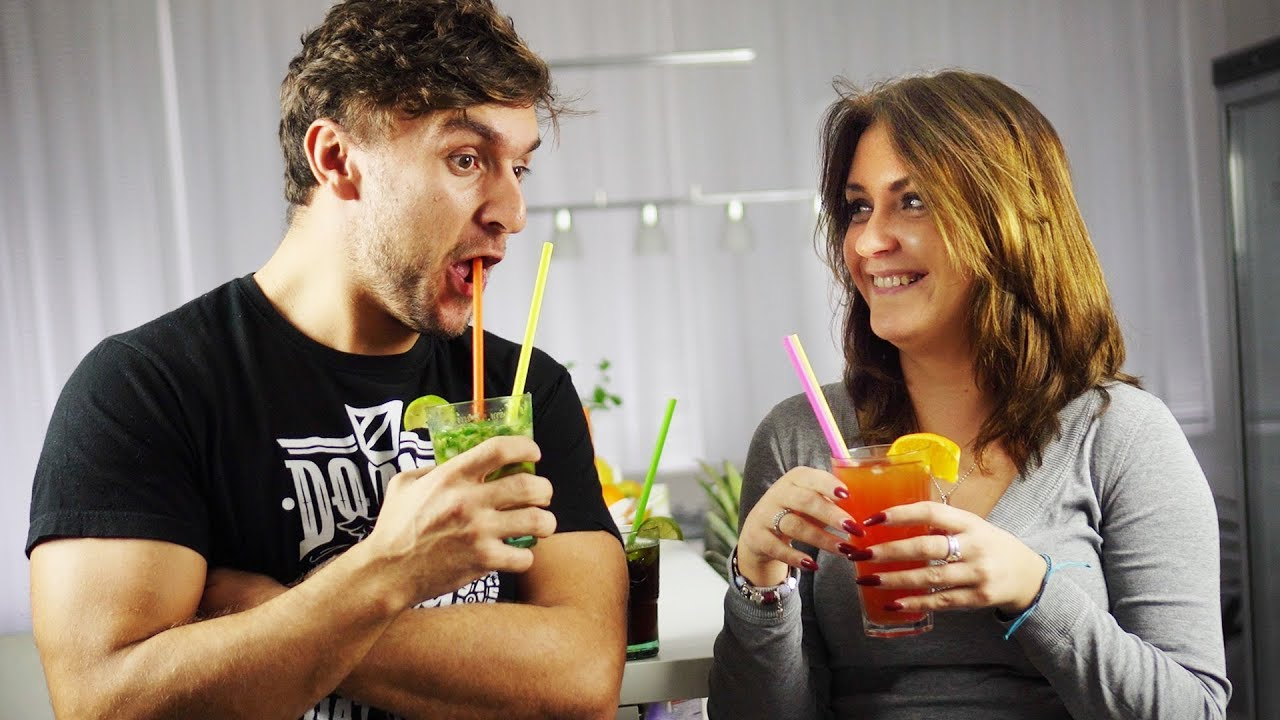 18+ Mícháme Oblíbené Cocktaily #1 | Tary a Stáňa