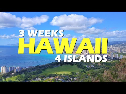 The Ultimate Hawaii Road Trip – 4 Islands In 3 Weeks