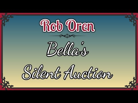 Bella's Silent Charity Auction Live