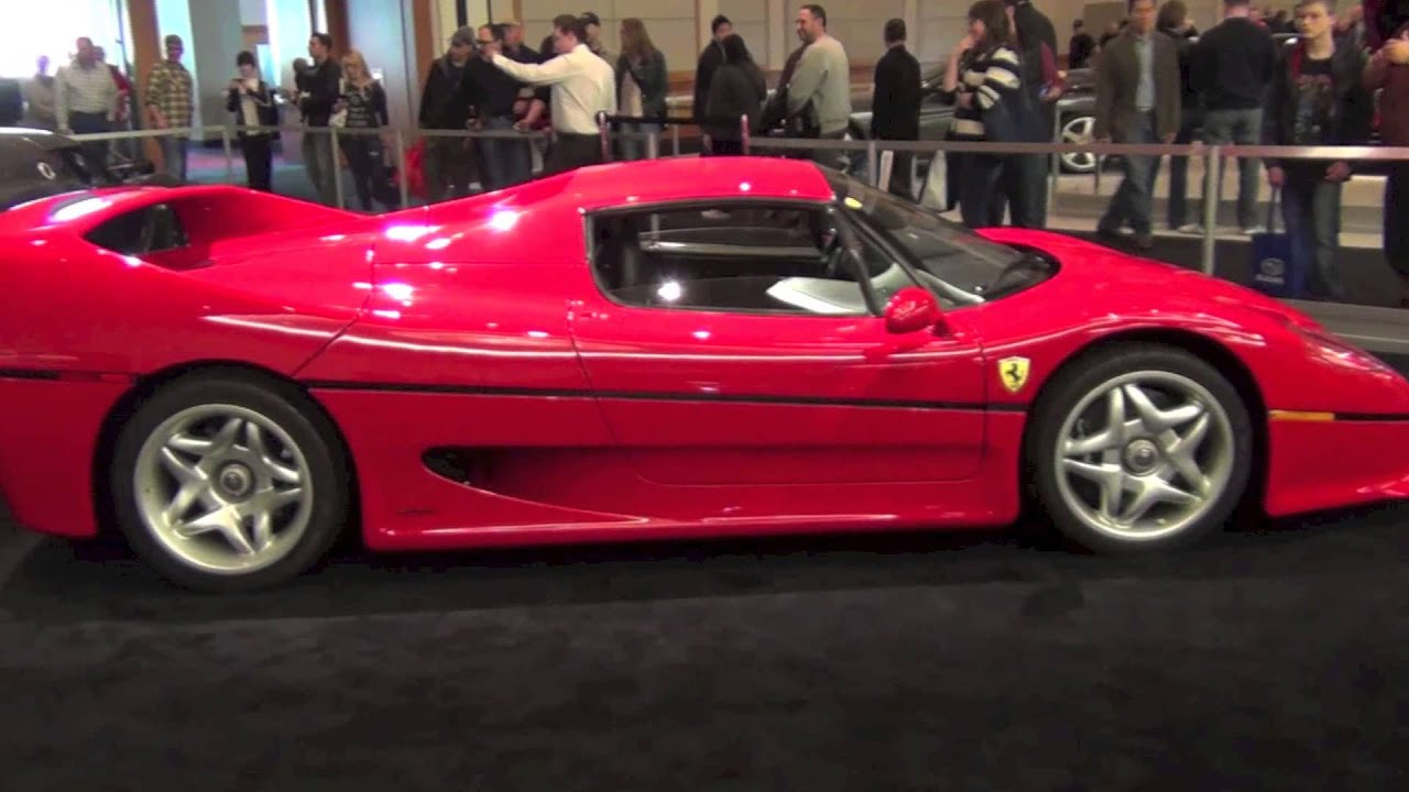 Ferrari F Review The Best Car In The World Ever Portland - Portland car show