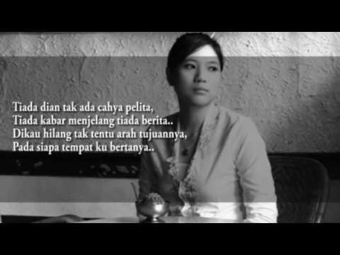 Danilla Bimbang Tanpa Pegangan Tiga Dara Ost (Lirik Video)