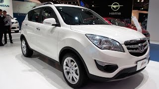 2014 Changan CS35 1.6AT Luxury - Exterior and Interior Walkaround