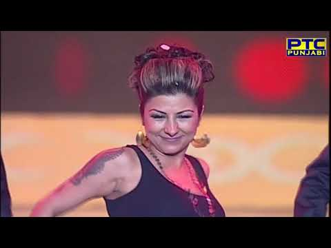 Hard Kaur I Song Performance - Char Baj Gaye I PTC Punjabi Music Awards 2011 I Film - F.A.L.T.U