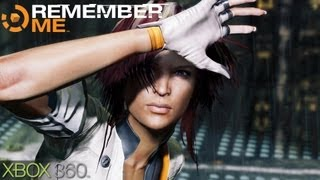 Remember Me Gameplay (XBOX 360 HD)