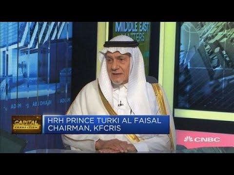 Saudi prince says Hassan Rouhani's nuclear deal is 'falling apart' | Capital Connection