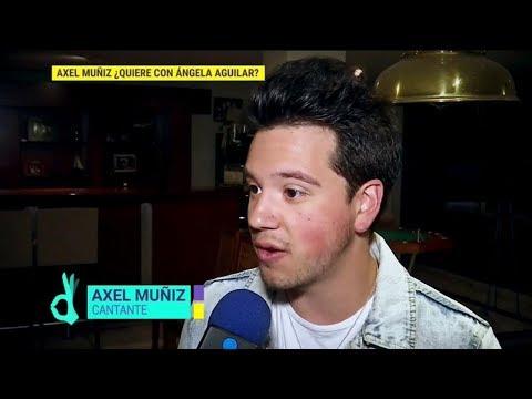 ¿Axel Muñiz quiere con Ángela Aguilar?   De Primera Mano