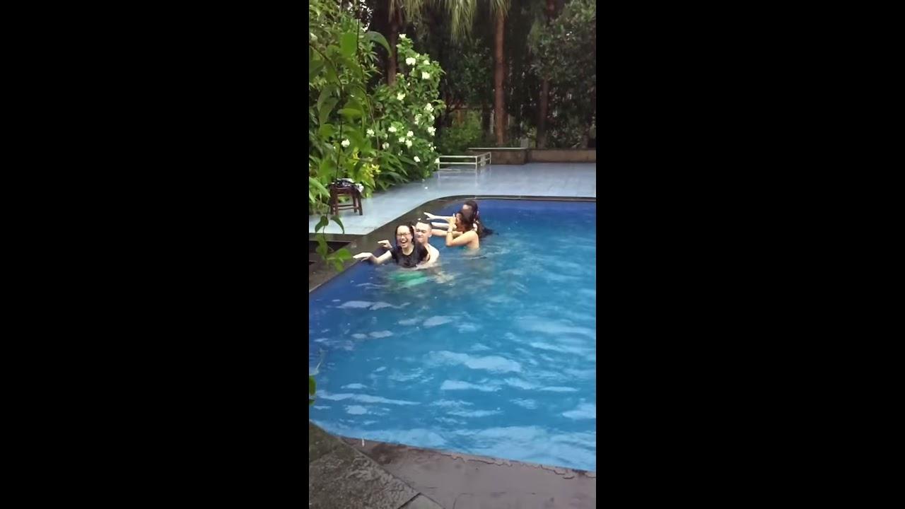 Pool Sex Video