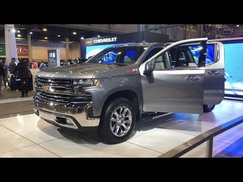 2019 Chevrolet Silverado Z71 Quick Walkaround - 2018 ...