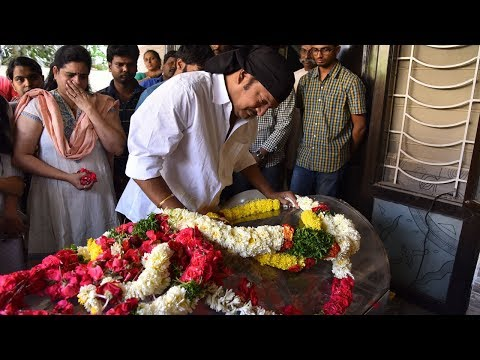 Celebrities Pays Homage To Actor Gundu Hanumantha Rao | TFPC