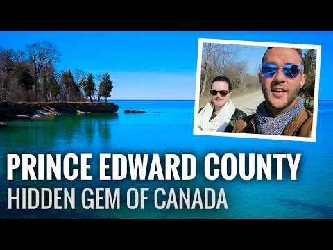 Prince Edward County: Dunes, Picton And The Drake Devonshire