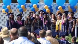 National Anthem - TKA Graduation 2014