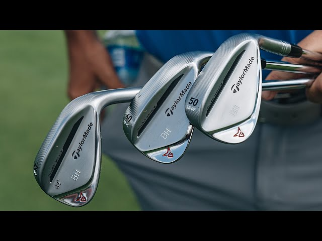 Wedge Bounce Explained | TaylorMade Golf