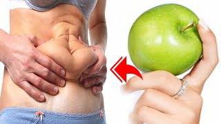 IN JUST 7 DAYS, Get A Flat Belly At Home ! No Strict Diet No Workout ! My Simple Remedy
