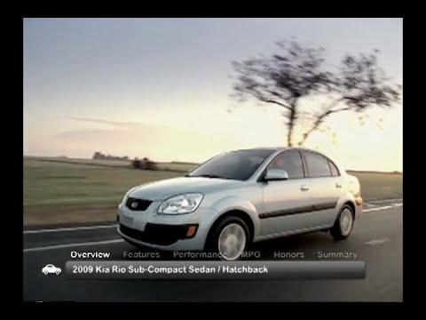 2009 Kia Rio Used Car Report