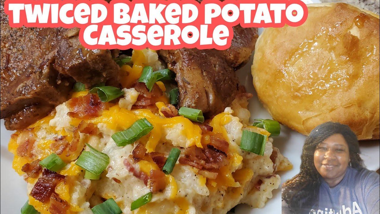 Twiced Baked Potato Casserole