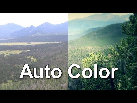Sony Vegas Pro Tutorial: Auto Color Correction Hack
