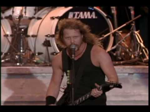HQ: Harvester Of Sorrow [New Audio] - Metallica (Live 1991)