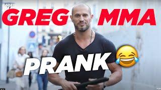CAMÉRA CACHÉE : GREG BOUCHELAGHEM PIEGE DES PRATIQUANTS