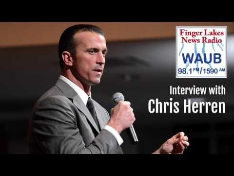 Chris Herren WAUB Interview