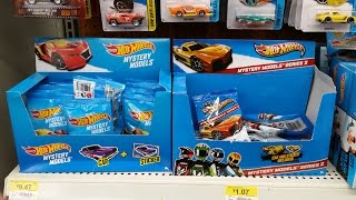 Hot Wheels Mystery Models Complete Set And Kroger Scavenger Hunts Are Included!