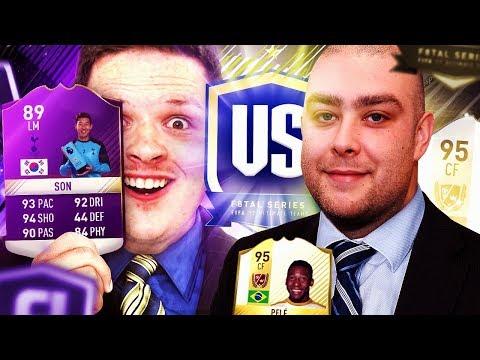BROOKSY VS BATESON!!! | F8TAL W/ 89 Son | Leg 1