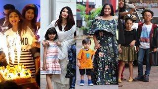 Shilpa Shetty Son Viaan Birthday 2018 - Aishwarya Rai, Aaradhya Bachchan, Ahil Sharma, Arpita Khan