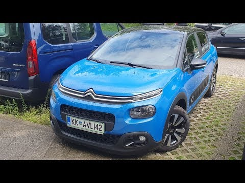 2019 Citroen C3  | 1.2 PureTech 82 S&S Feel | New C3